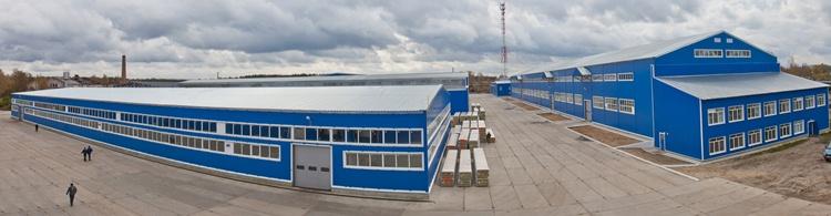 Жуковский завод STELS (Брянская область)